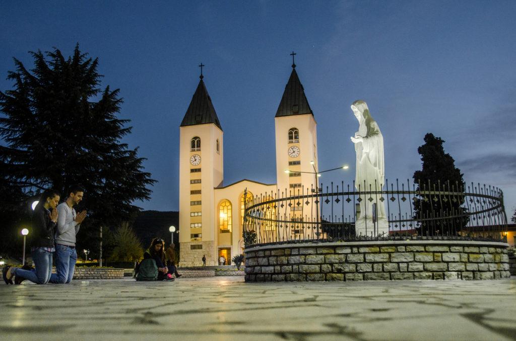 Crkva sv. Jakova Međugorje